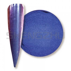 Purple/blue  Super chrome shifting chameleon pigment