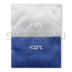 Sapphire blue  22℃  thermochromic pigment