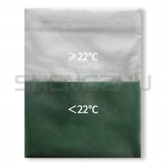 Green  22℃ thermochromic pigment
