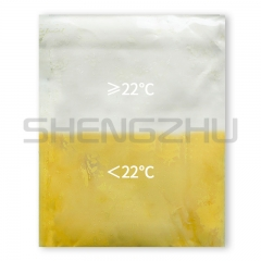 Yellow-green  22℃ thermochromic pigment