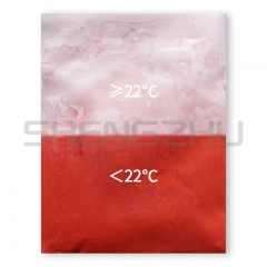 Orange-red  22℃ thermochromic pigment