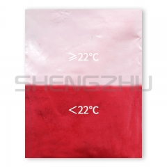 Scarlet  22℃  thermochromic pigment