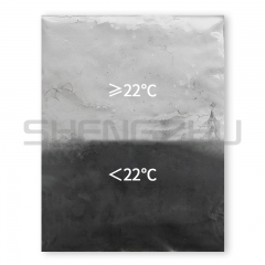 Grey-black  22℃  thermochromic pigment