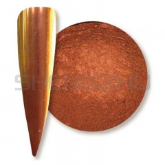 Red/Gold  Super chrome shifting chameleon pigment