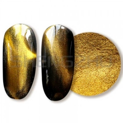 Gold  3D Single color magnetic pigment