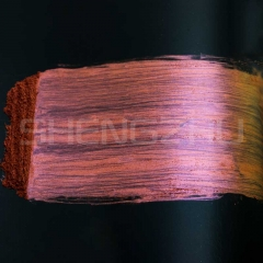 Red/gold/green  Imported chameleon pigment T series