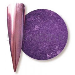 Pink purple  Super mirror metallic pigment