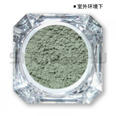Bamboo Cyan  New photochromic pigments