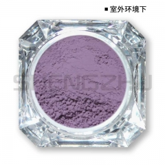 Dark purple  New photochromic pigments