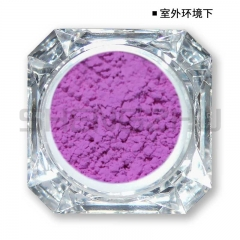Purple red  New photochromic pigments