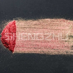 Gold-red  Cosmetic grade super flash color pigment