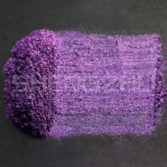 Crystal flash purple shimmer pearl pigment