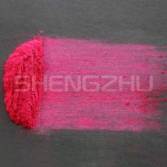 Crystal rose shimmer pearl pigment